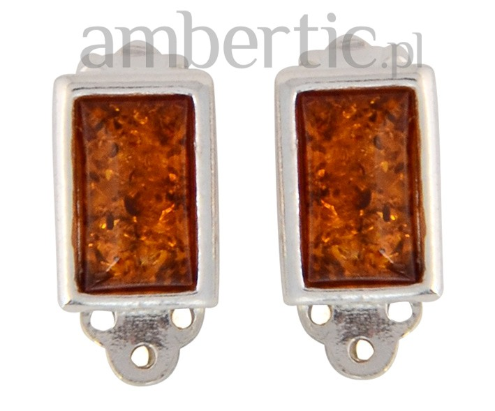 Cognac Amber Clip Earrings 20171015 0387 Jpg